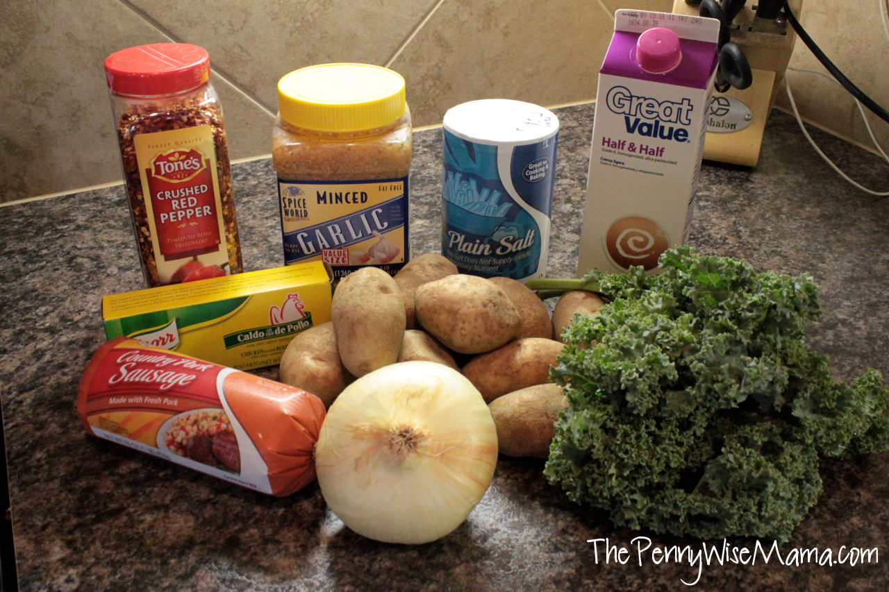 Olive Garden Zuppa Toscana Soup Recipe - The PennyWiseMama