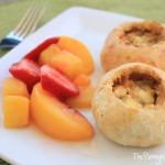 Breakfast for Dinner with Tyson Breakfast Bread Bowls #TysonBreakfast