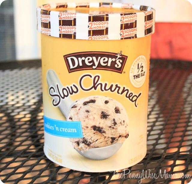 Slow Churned Ice Cream