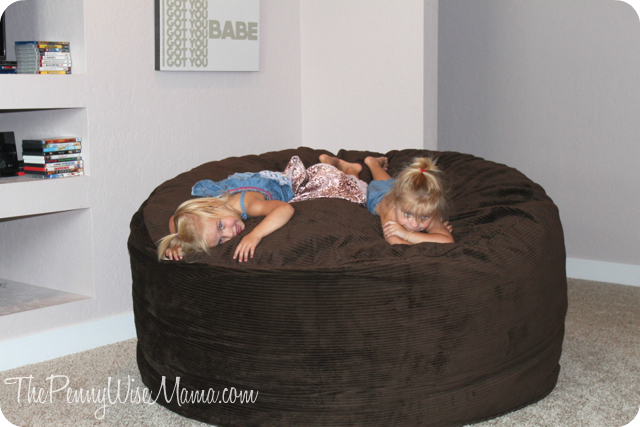 comfy bean bag chair