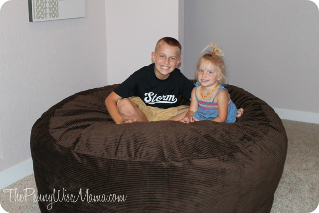 Comfy Sacks 6 Bean Bag Chair Review Amp Giveaway The
