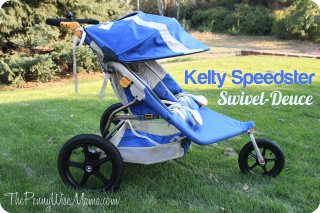 kelty speedster swivel-deuce