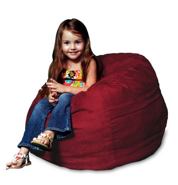 kids bean bag chair comfy sack