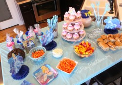 cinderella party food