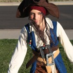 Captain Jack Sparrow Deluxe Costume Review
