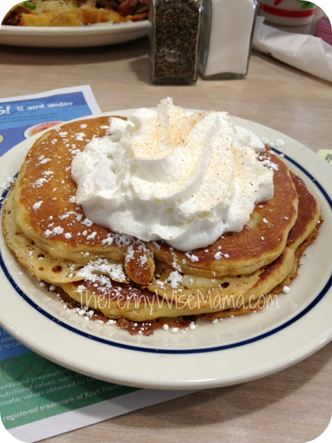 IHOP Signature Pancakes Review + $50