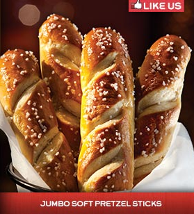 chili's pretzel sticks