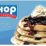 Hoppin' Halloween Giveaway Hop | #Win $50 IHOP Gift Card!