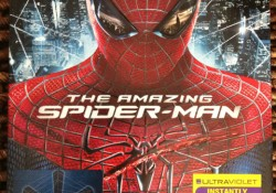 the amazing spider-man blu-ray dvd