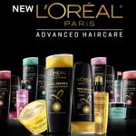 Free Loreal Paris Advanced Hair Care Sample