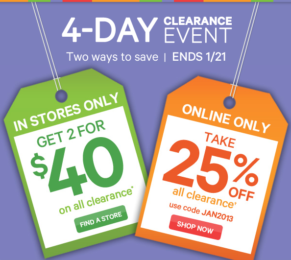 Stride Rite 25% off Sale - Shoes as Low