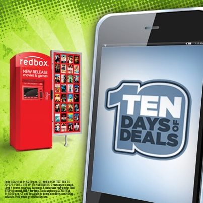 Today's top Redbox Codes: Rent 1 Get 1 Free. See 40 Redbox Codes and Promo Code for December