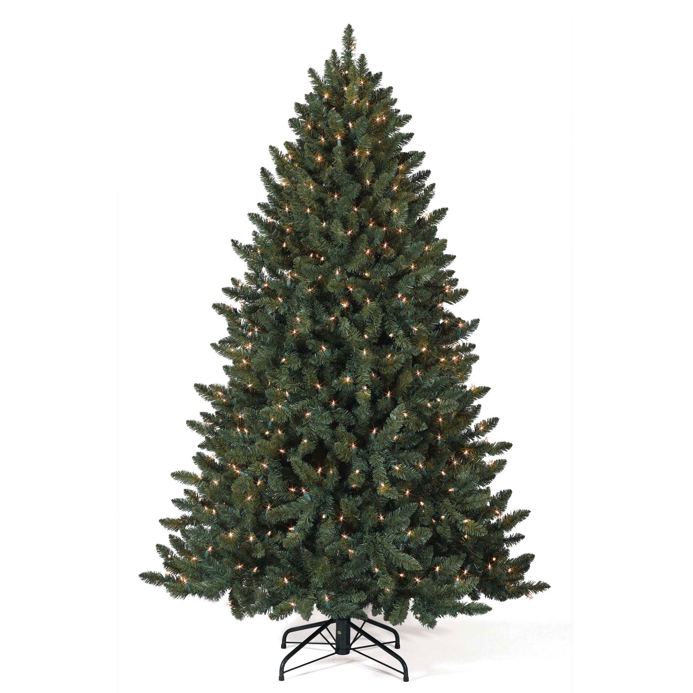 Treetopia lit pine garland review the pennywisemama for Unusual artificial christmas trees