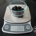 EatSmart Precision Elite Digital Kitchen Scale {Review & Giveaway}