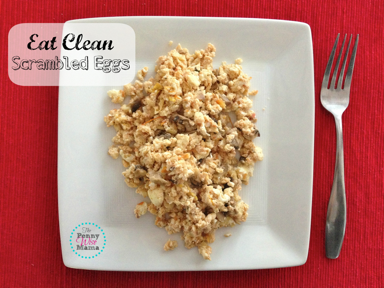 eat clean scrambled eggs