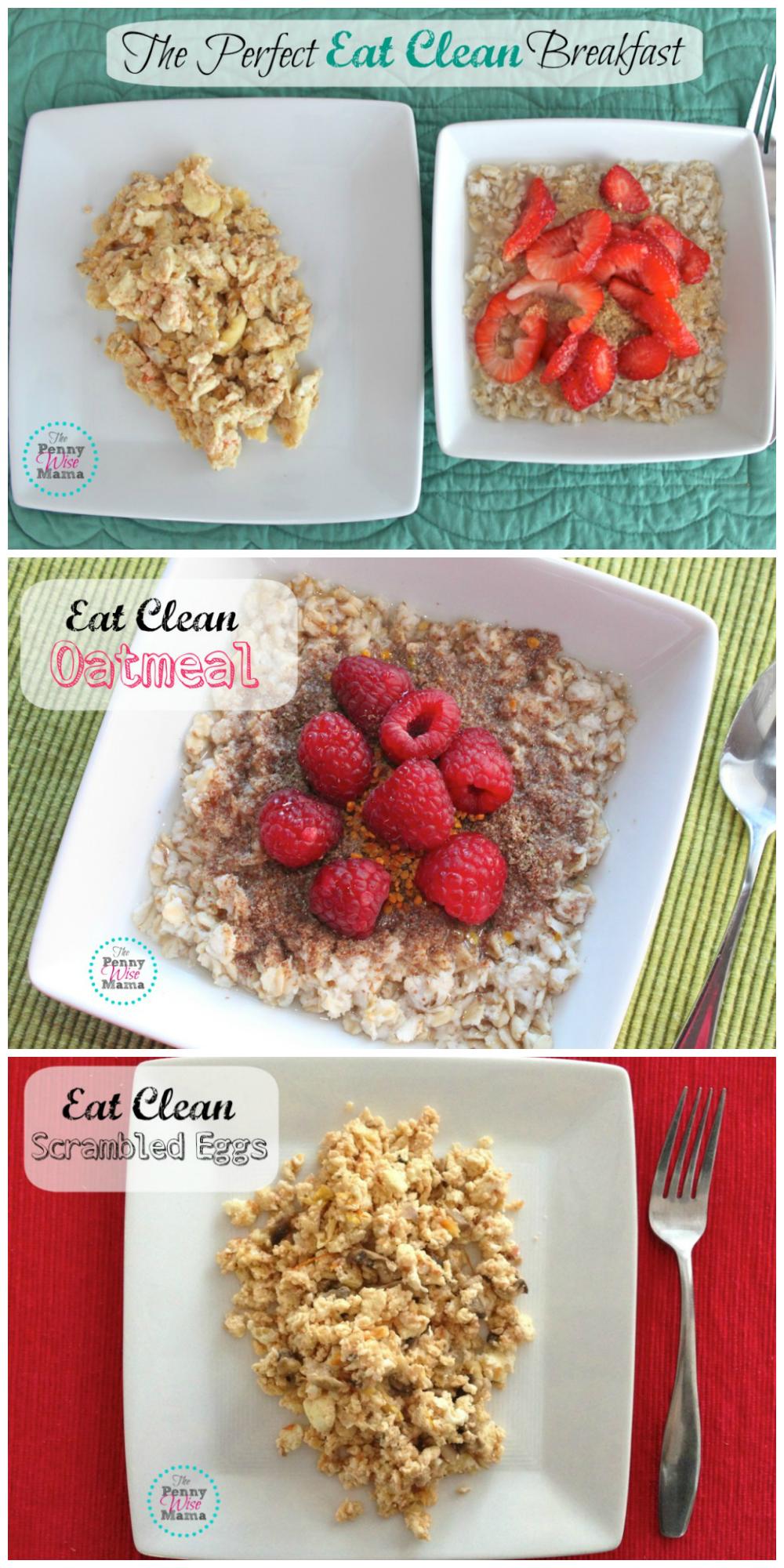The Best Eat Clean Breakfast