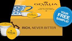 Free Gevalia Coffee K-Cup Sample Pack