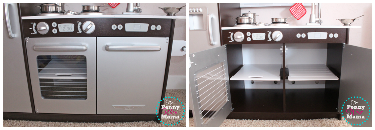 kidkraft uptown espresso kitchen review - the pennywisemama