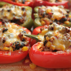 Southwest Stuffed Peppers Recipe