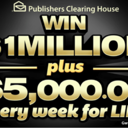 What Would You Do With $1 Million Dollars? #Giveaway