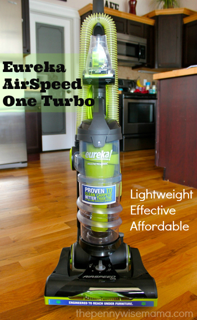 Meet the Eureka AirSpeed ONE Turbo An Effective Affordable