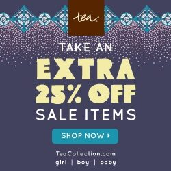 Tea Collection: Take an Extra 25% off Sale Items!