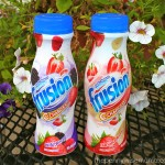 Frusion C-Charged Fruit + Yogurt Smoothie – The Perfect Snack! #TryFrusionFree