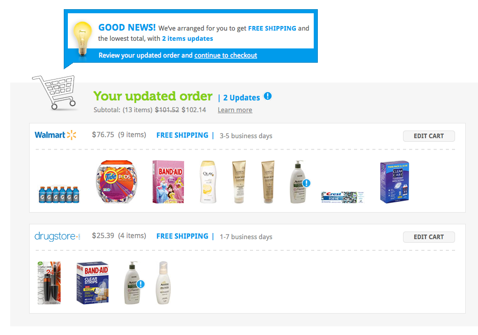 mysupermarket combines orders to save on shipping
