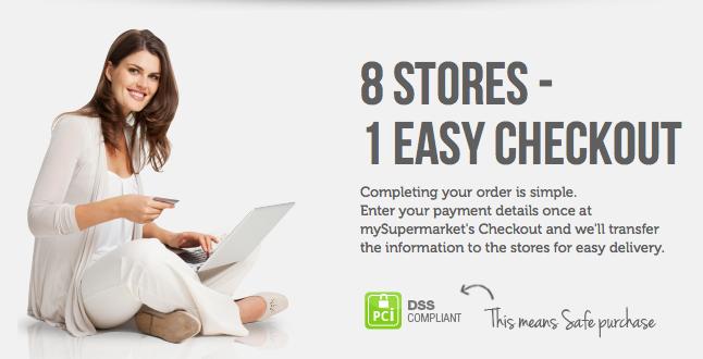 mysupermarket easy checkout