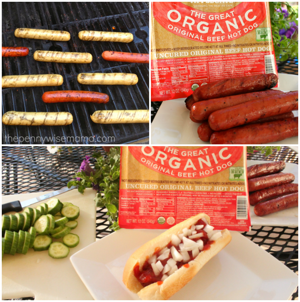 Applegate Farms The Great Organic Hot Dog