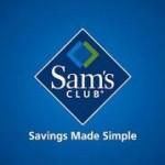 Sam's Club $100 Gift Card Giveaway