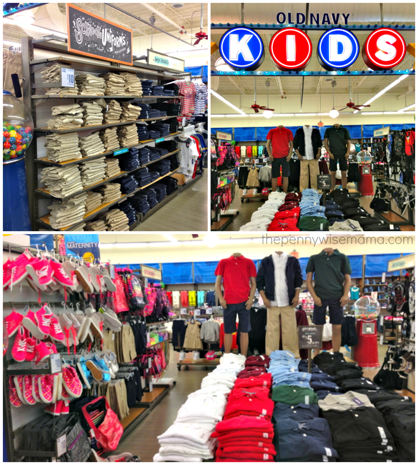 Old Navy Back to School Sale - Multiply Your Style! - The PennyWiseMama