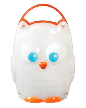 munchkin portable owl nightlight