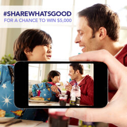 Welch's Share What's Good Contest – Win $5000!