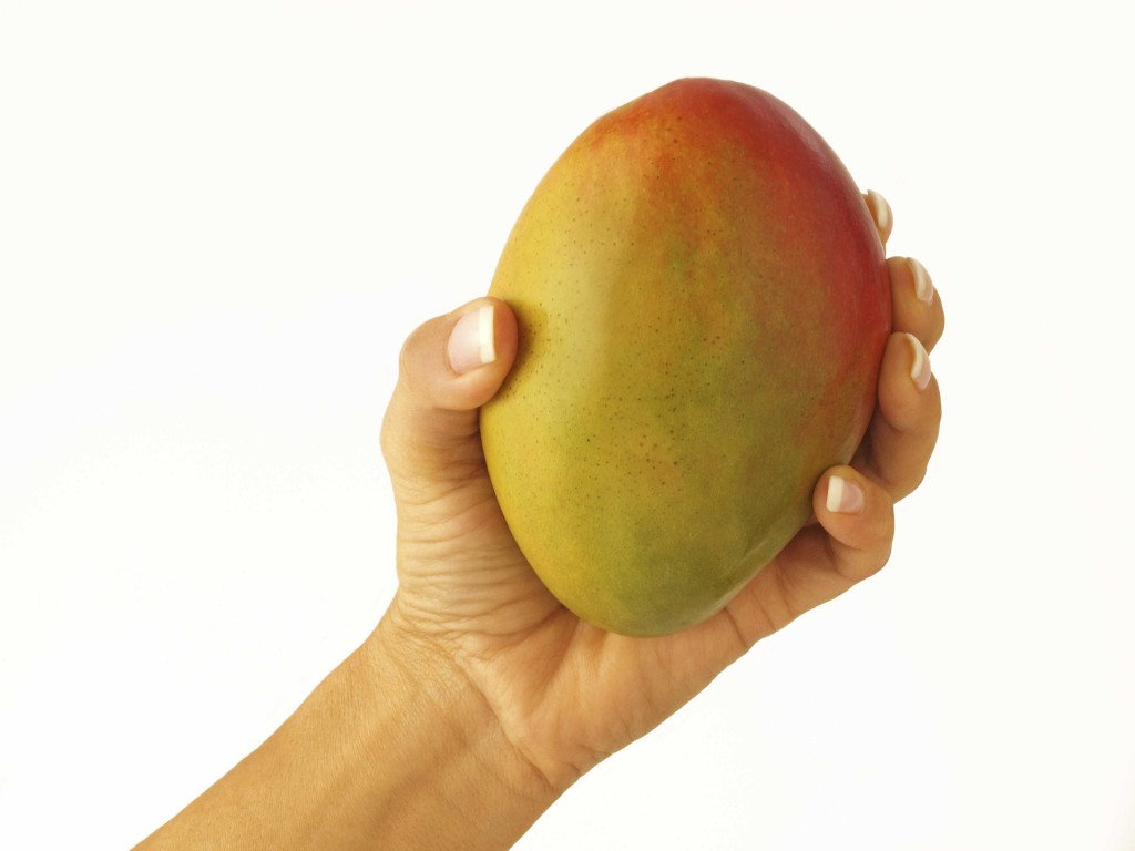 how to select a mango