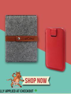 CaseCow iPhone iPad sale
