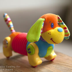 Tiny Love Follow Me Fred & Starry Night Mobile {Review & Giveaway}