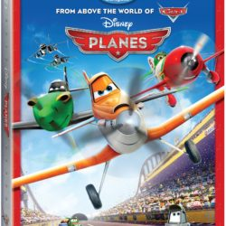 Disney Planes Blu-ray Combo Pack Review