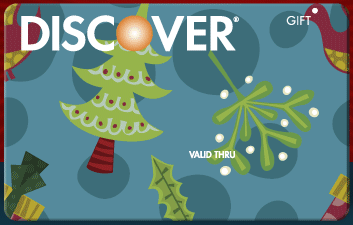 Give Back with Discover this Holiday Season + $50 Gift Card ...