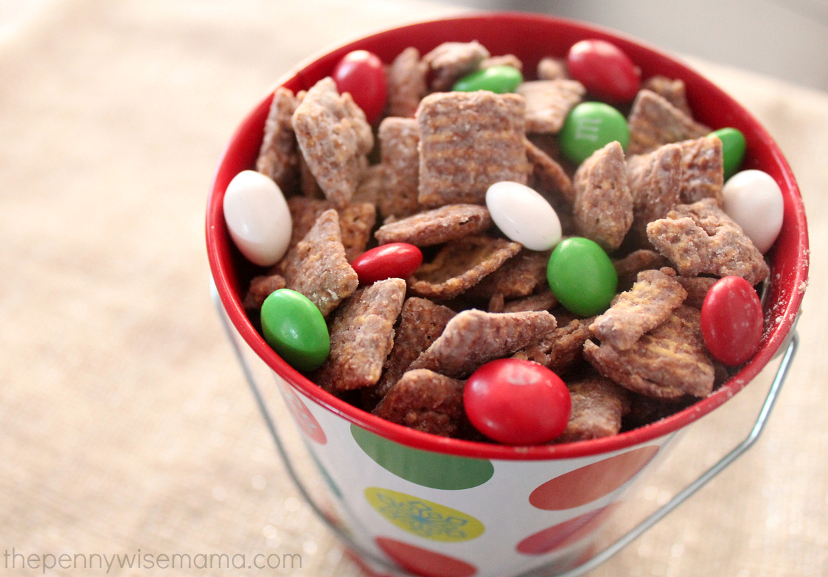 Reindeer Chow :: A Little Help for the Holidays from Kraft - The ...
