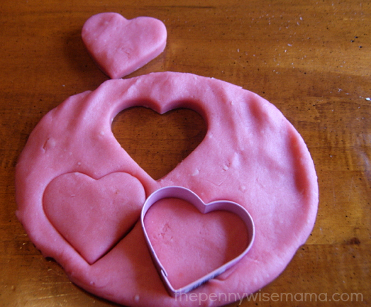 Homemade Scented Playdough