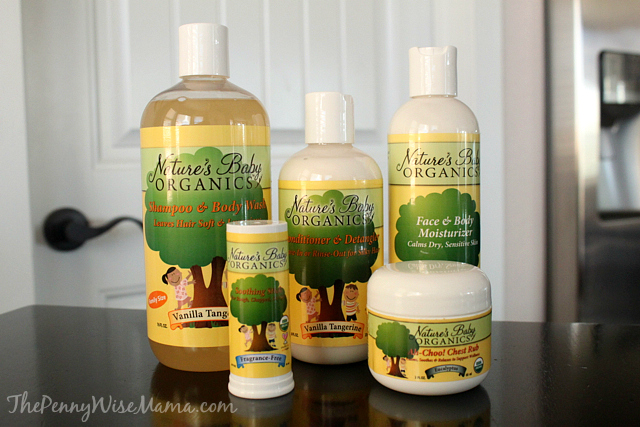 Nature's Baby Organics Products