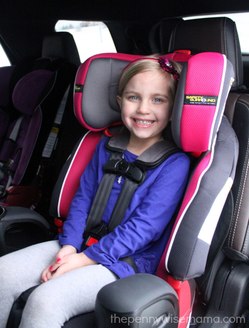 Point Car Seats Over  Lbs