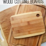 How to Naturally Sanitize & Restore Wood Cutting Boards
