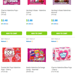 Buy Valentine's Day Essentials on a Budget at mySupermarket.com
