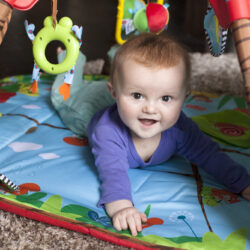 Tiny Love Gymini Developlace Activity Mat {Review & Giveaway}