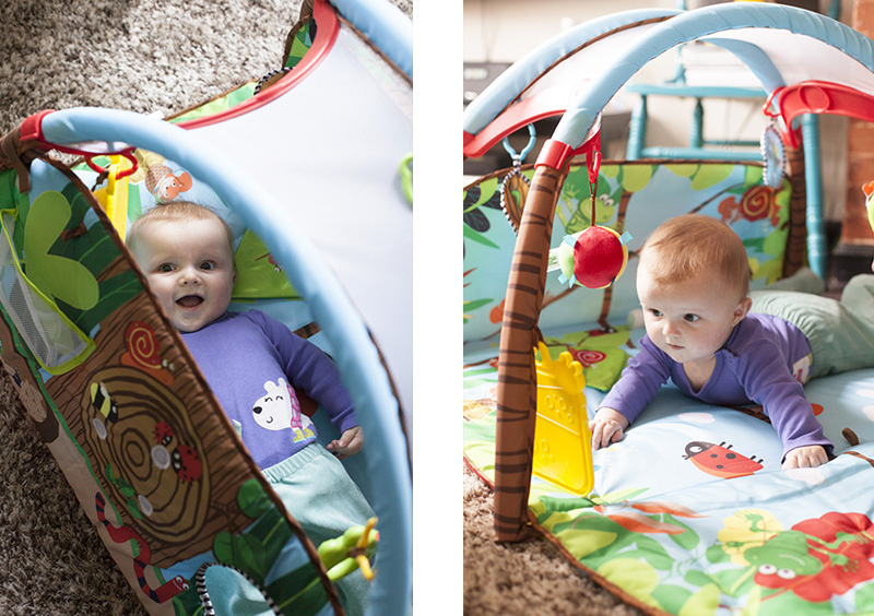 Tiny Love Gymini Developlace Activity Mat