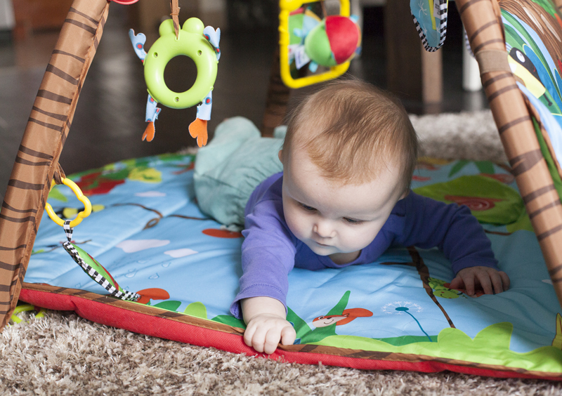 Tiny Love Gymini Developlace Activity Mat Review