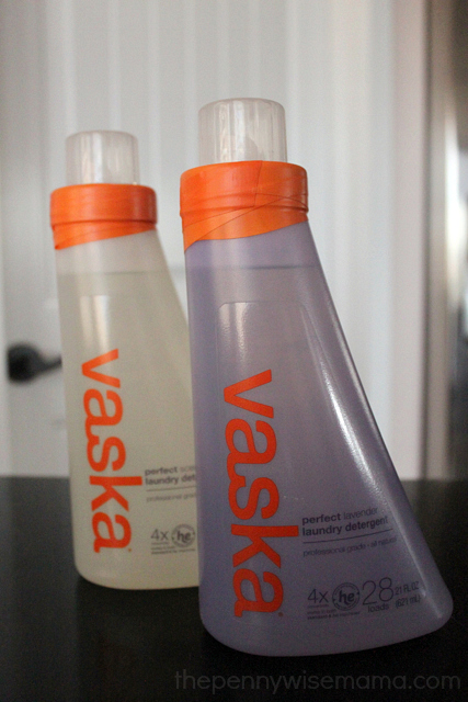 Vaska Laundry Detergent