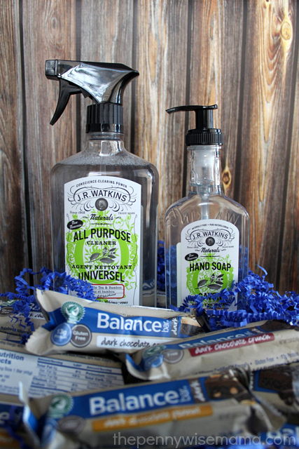 Balance Bar & JR Watkins Giveaway